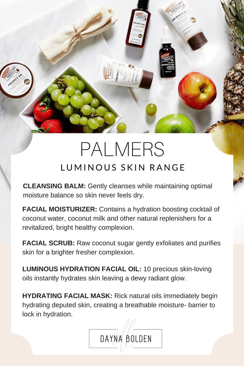 Palmers-luminous-skin-range-products
