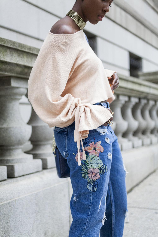 Dayna-Bolden-zara-off-the-shoulder-top-detail-sleeves-zara-patched-denim-jeans-14.jpg