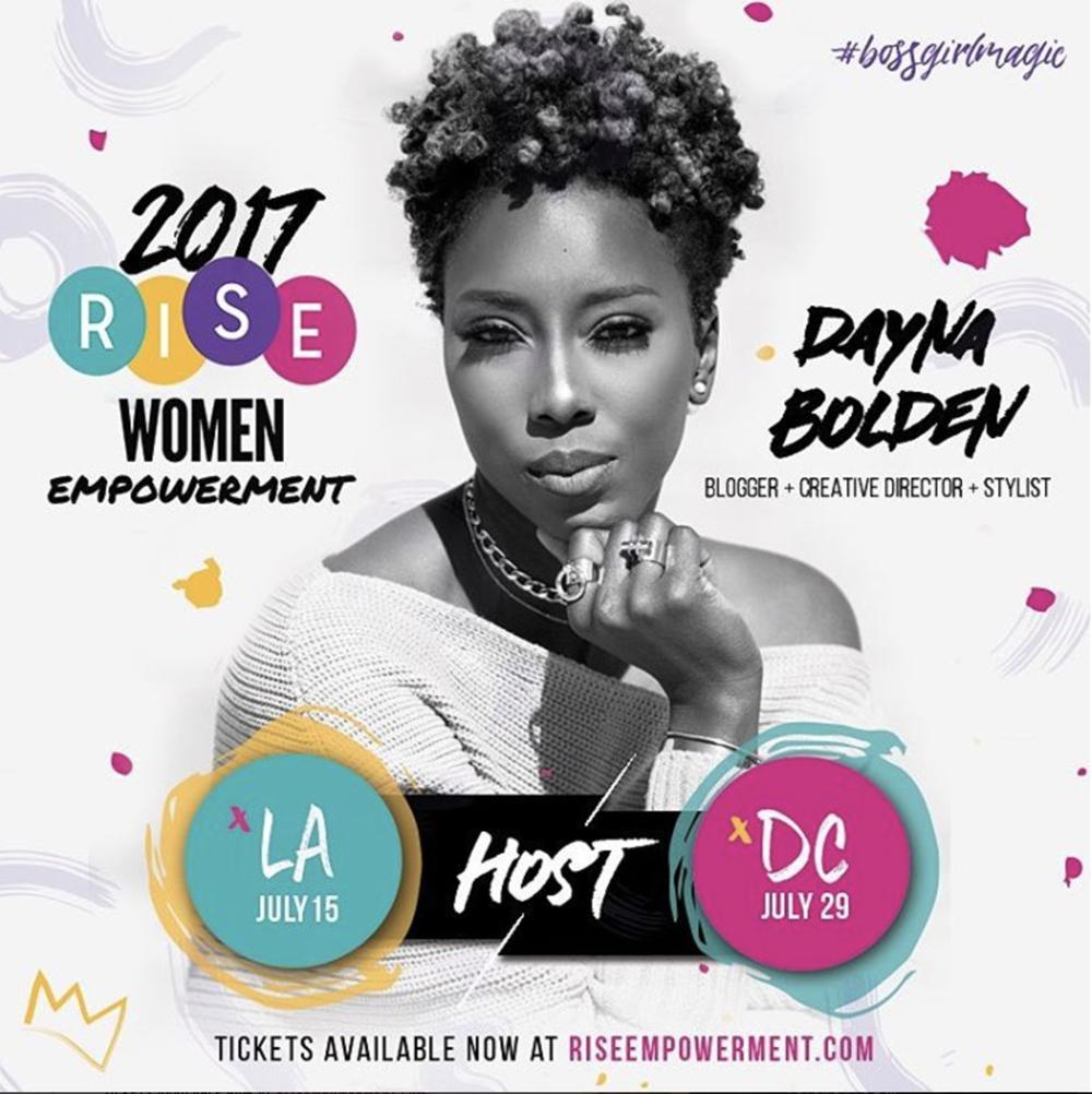 dayna-bolden-rise-womens-empowerment-host-2017