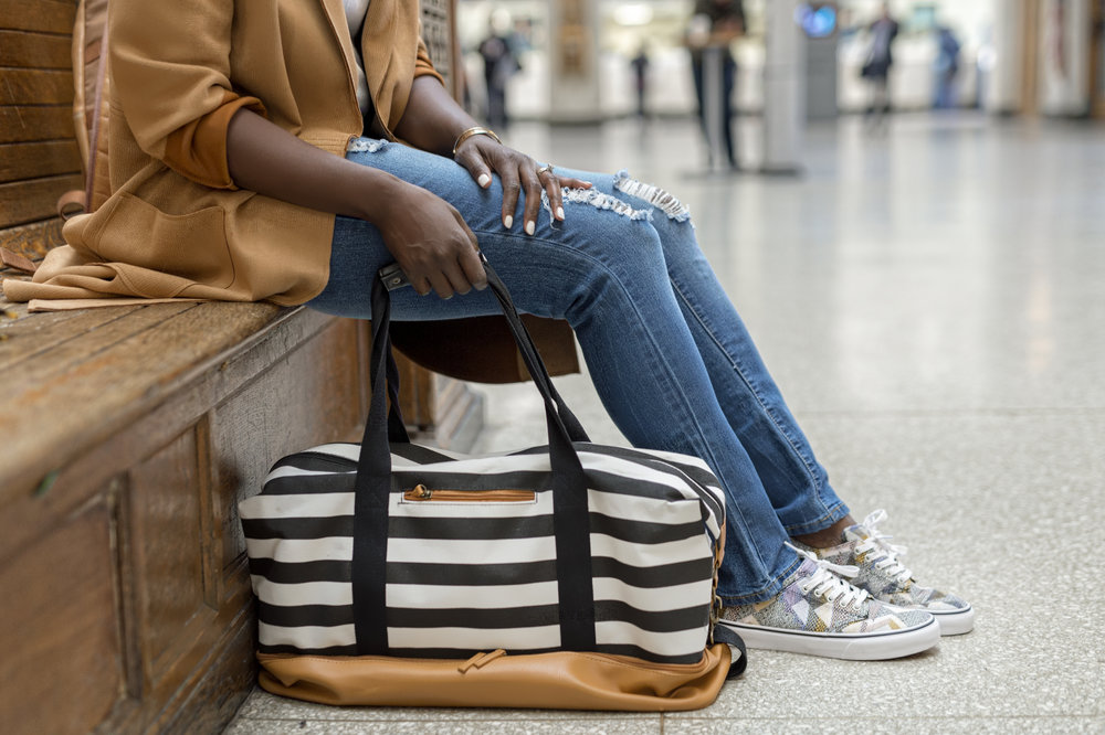 617d259d5730 DSW Weekender Tote For Bosses on the Go! — DAYNA BOLDEN