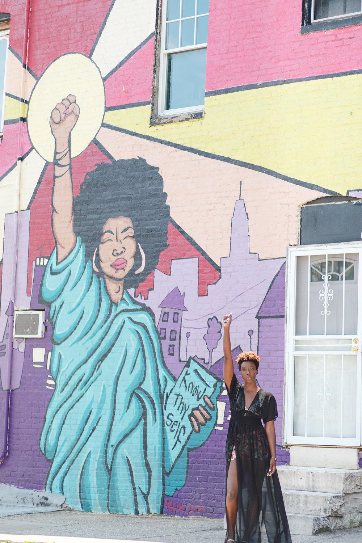 Dayna Bolden Women Empowerment