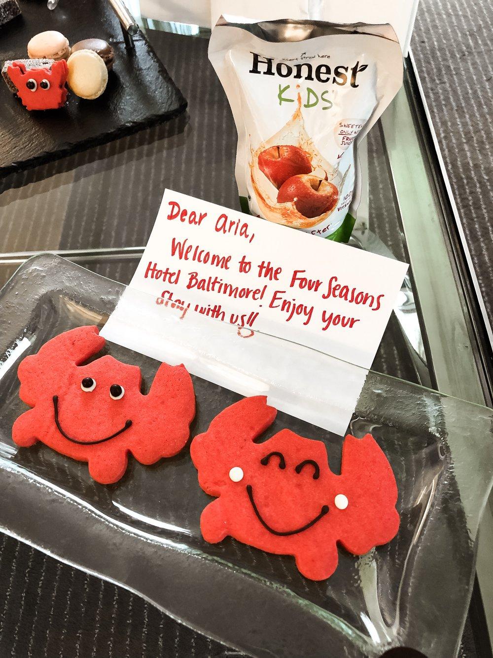 Four-seasons-baltimore-welcome-snacks-1.JPG