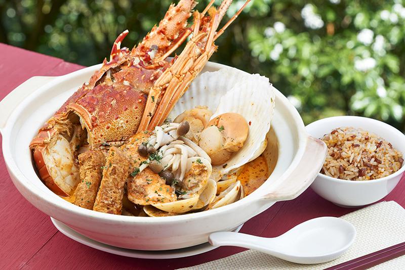 Lobster Ba La La La