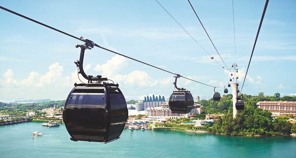 - 50% off Cable Car Sky Pass Tickets(Up to 6 tickets per day)