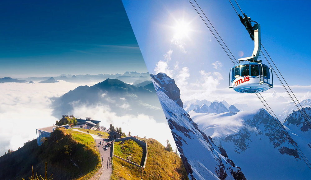 Grand Prize: Trip for 2 to Switzerland on Singapore Airlines (Worth $7,000)