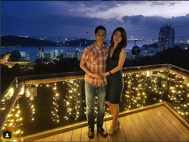 Amaze your date with a gorgeous moonlit panorama of Sentosa island at #DuskSG!✨ 📷: @viaoz . . . #OneFaberGroup #faberpeaksg #sgig #exploreSG #IGSG #memories #delight #escapade #beverage #foodie #foodies #sgfoodies #nom #nomnom #feast #rejuvenate #relax #chill