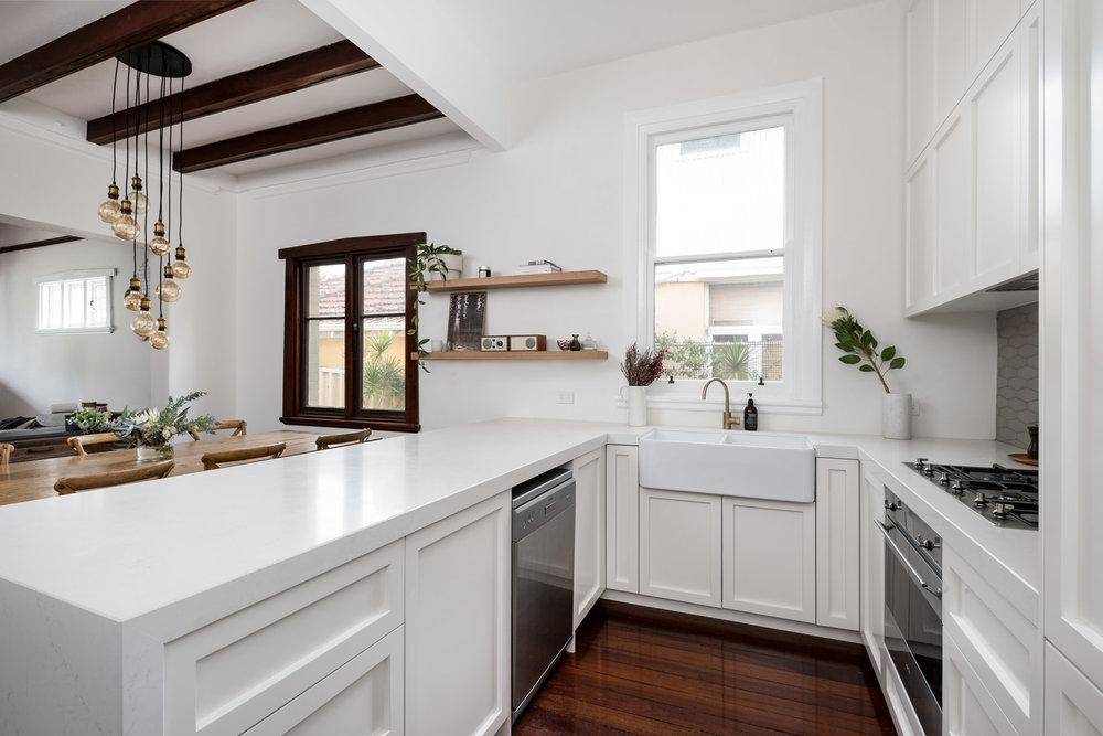 Mt Lawley Kitchen - Client Brief etc....
