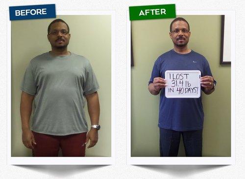 low sugar diet no weight loss