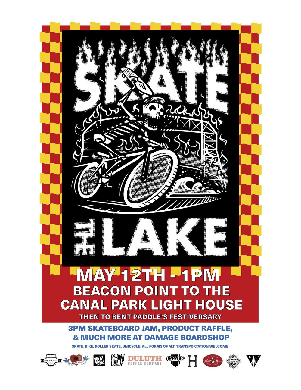 Skate the Lake 2018