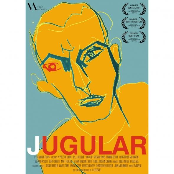 Fiannah de Rue Jugular Poster