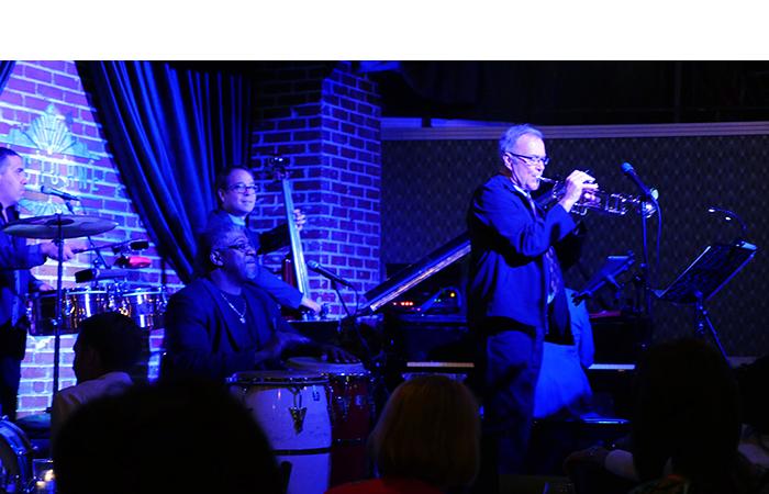 Ritmo Jazz Latino - 3:15pm