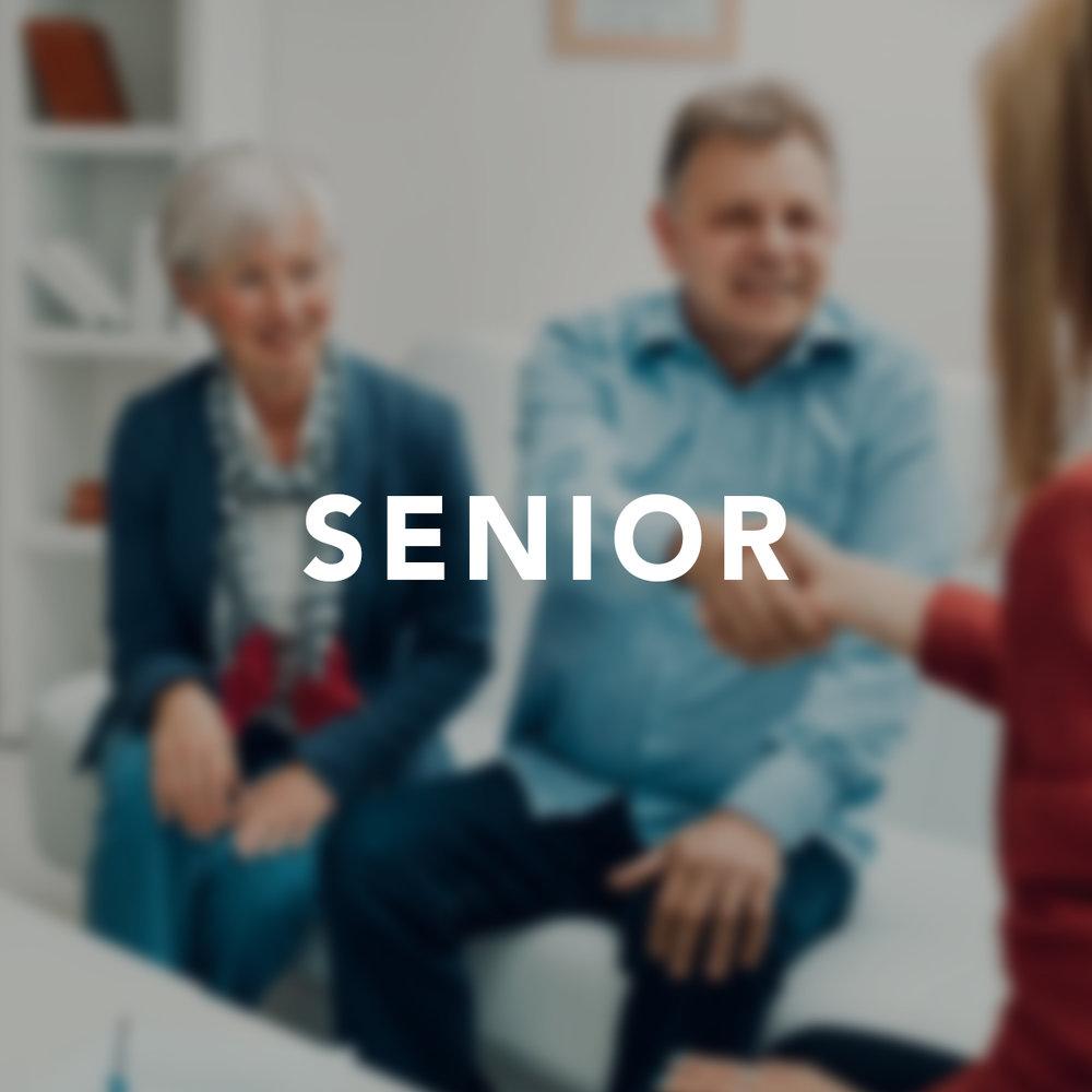 Senior Benefit Insurance