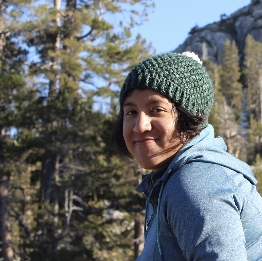 Sonia Vargas studies microbes in lakes and oceans.