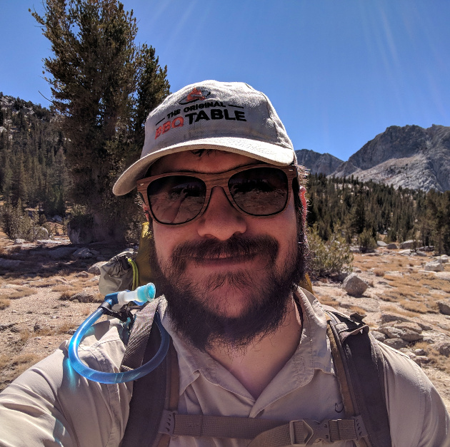 Fundraising Coordinator Jeff Lauder studies how trees respond to extreme drought, and what this means for forests under climate change.