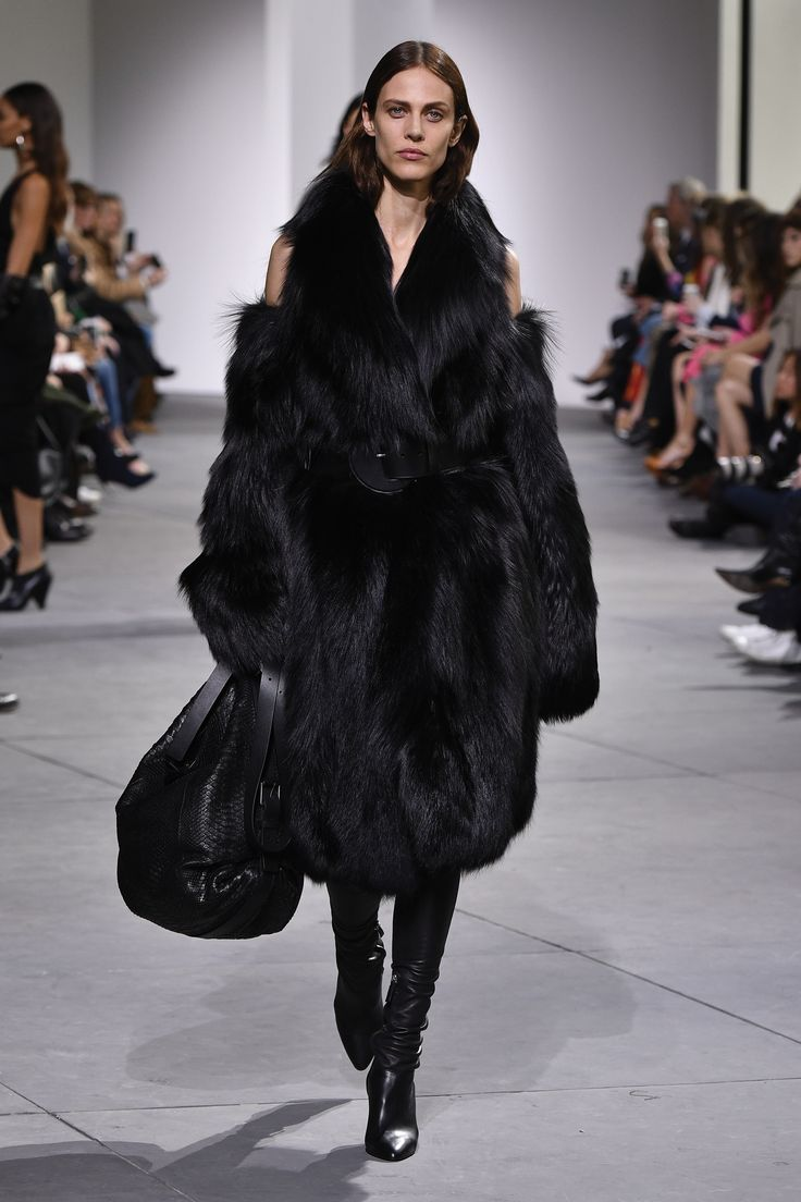 Michael Kors Fall 2017 Ready To Wear