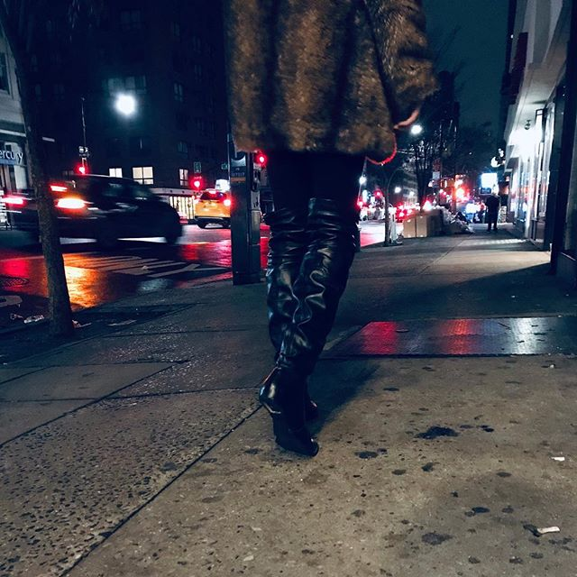 My heel broke 😹 #citynights