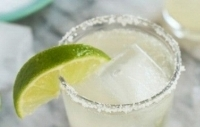 Margarita ta ta - Modern twist on an old favourite. You can serve this in a martin glass or over ice in an tumbler.