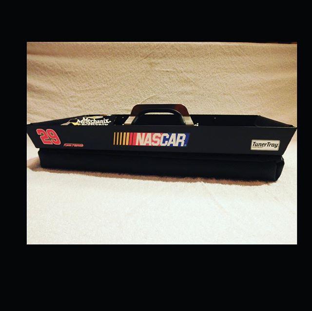 Throwback to Kevin Harvick #29 NASCAR tray.
