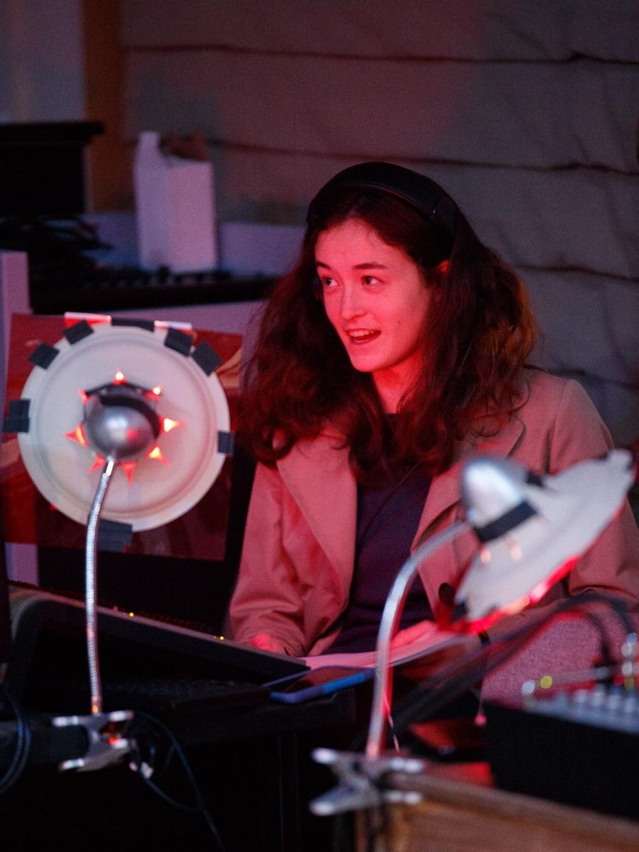 Rachel Jorgensen (Artistic Director)