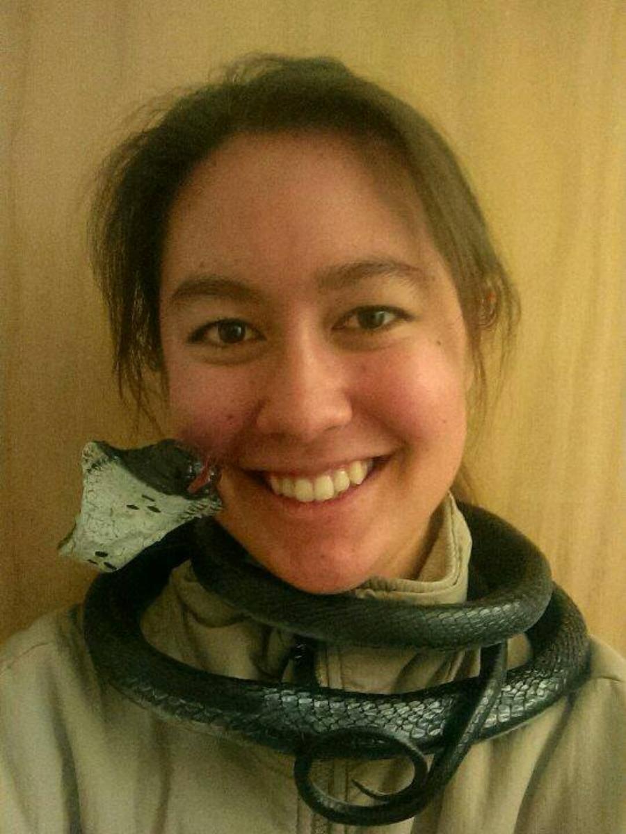 Sarah Burnett (Technical Director)