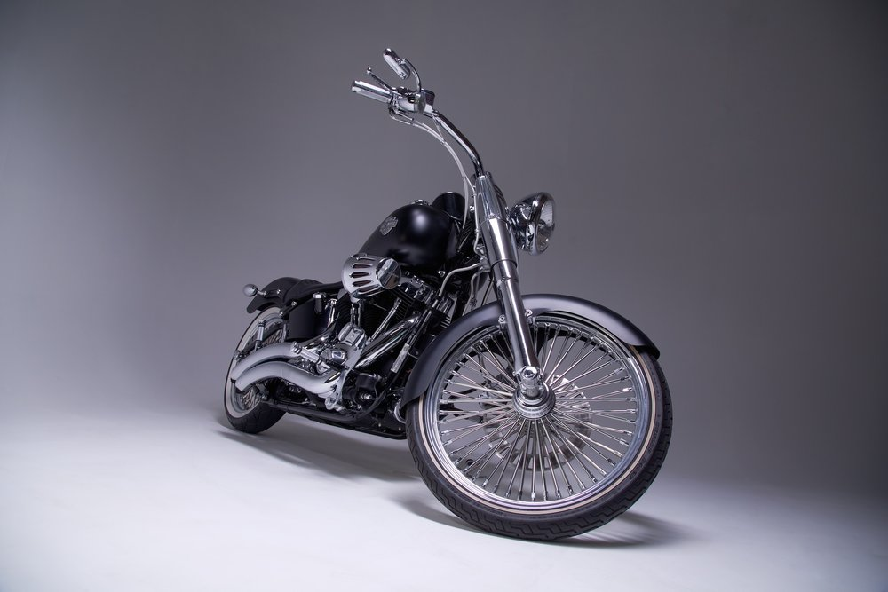 Professional Harley Davidson Photographer, Quality Photography Studio Gold Coast