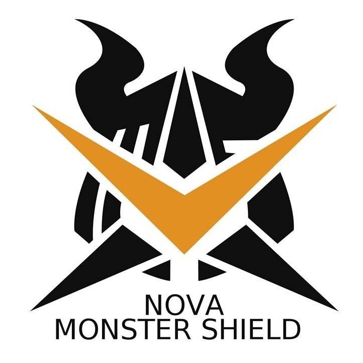 Nova Monster Shield's Logo.