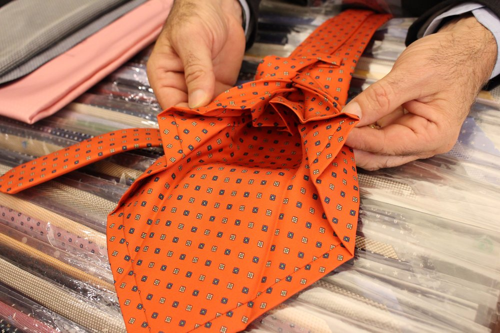 E.Marinella Orange tie Naples.jpg