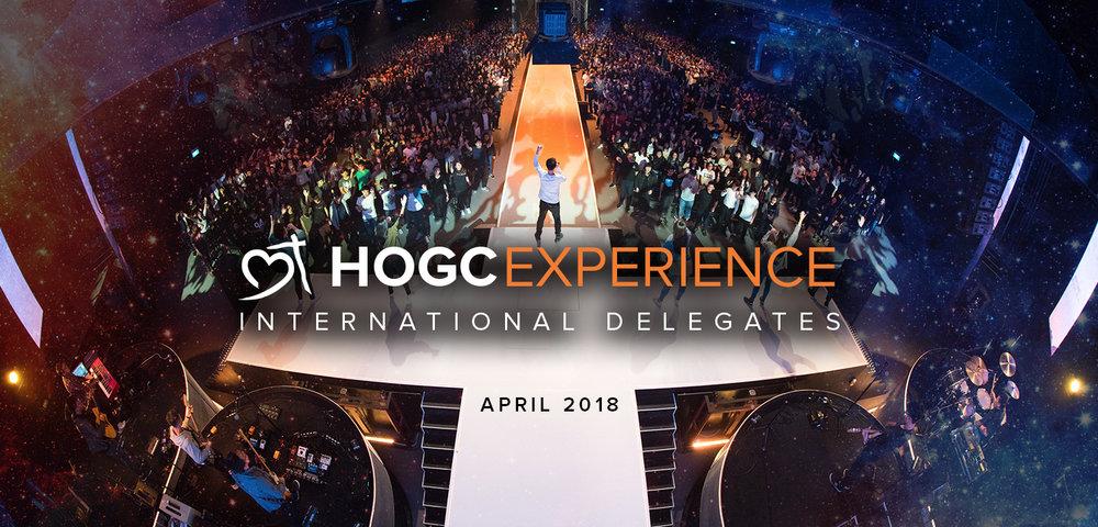 HOGC Experience Apr 2018