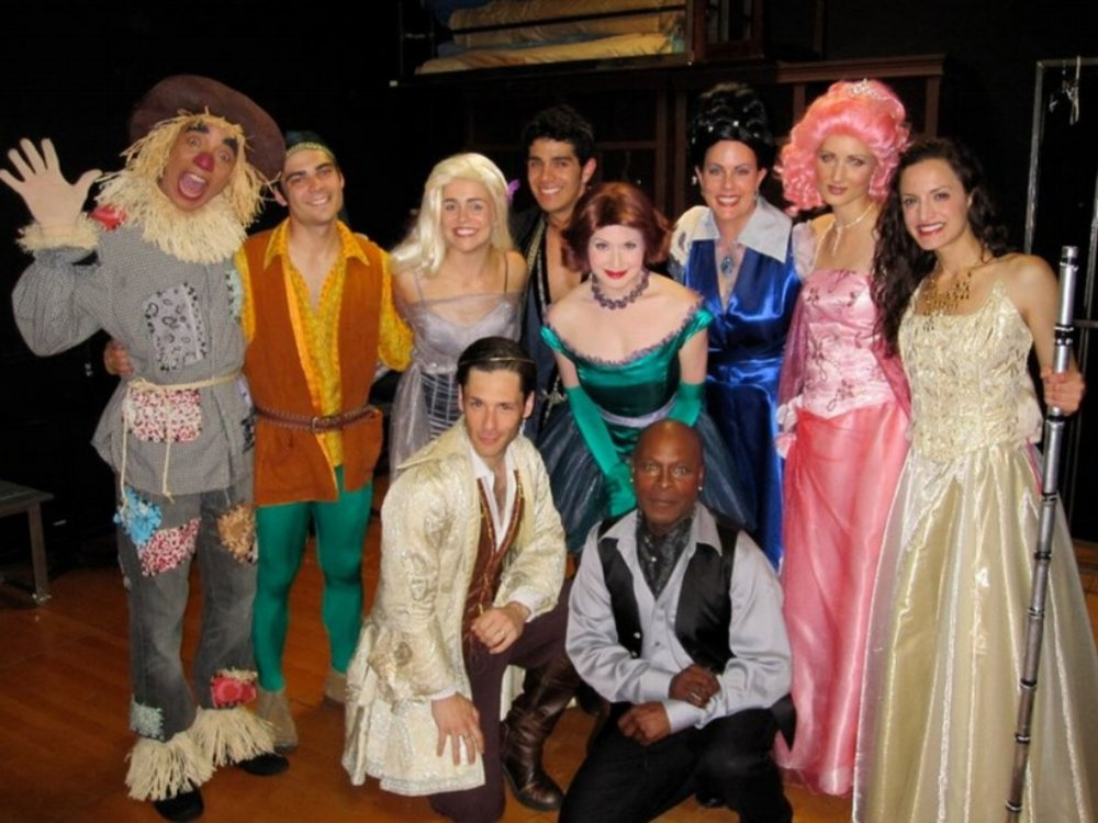 Cast of The Next Fairy Tale, Celebration Theater 2017