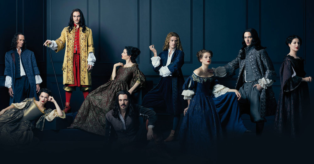 VERSAILLES SAISON2    by canal +    VIEW