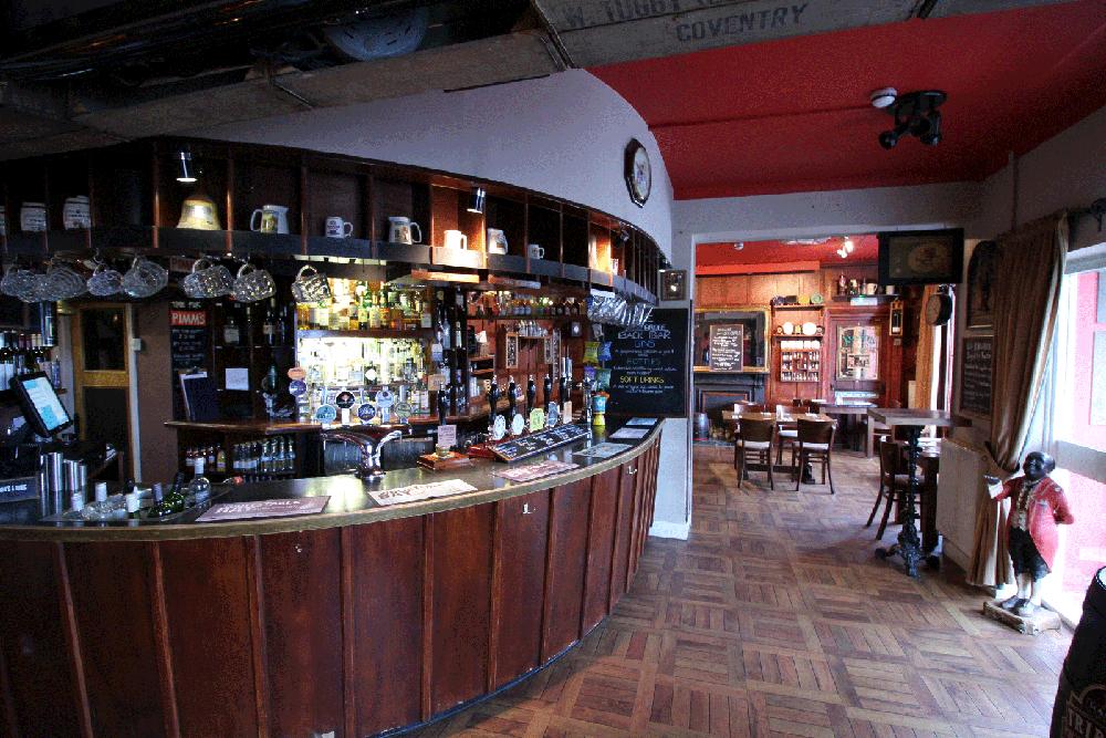 Molto Bar — Stile Bridge | Freehouse Pub & Restaurant VL23