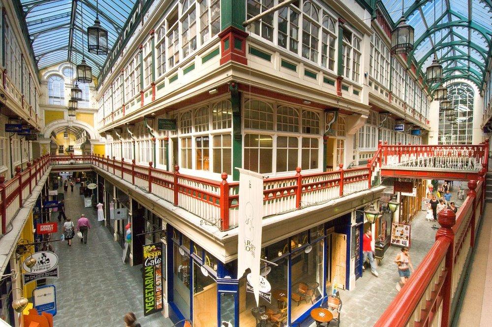 Victorian Arcades