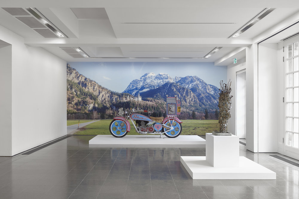 Grayson Perry, Installation view, Serpentine Gallery, London (08 June 2017 – 10 September 2017). Image © 2017 Robert Glowacki