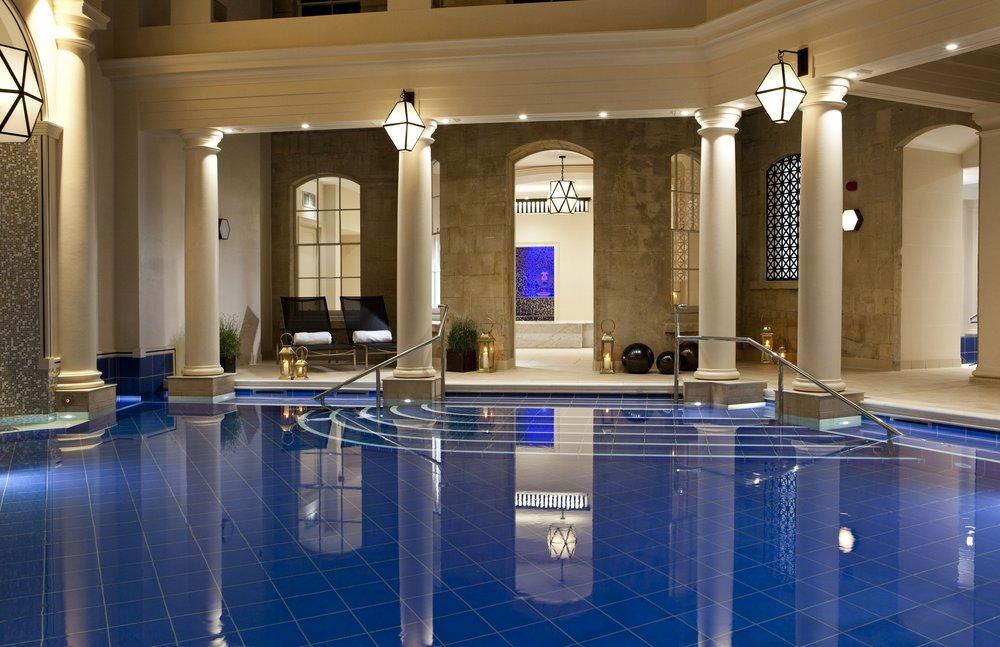 Relax at the luxurious Gainsborough Bath Spa