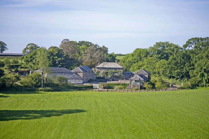 Retreat to gorgeous Cornish countryside at Coombeshead Farm
