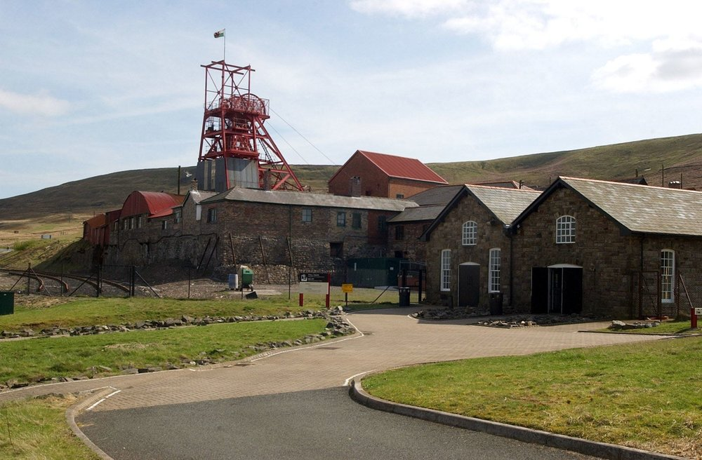 Go back in time at this subterranean museum. Photo: ©Big Pit National Coal Museum