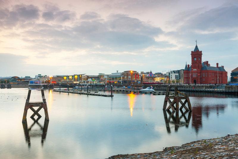 Explore the beautiful Cardiff Bay