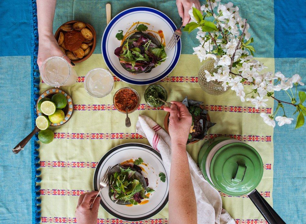 Eat vibrant and healthy dishes at Milgi. Photo courtesy of Milgi