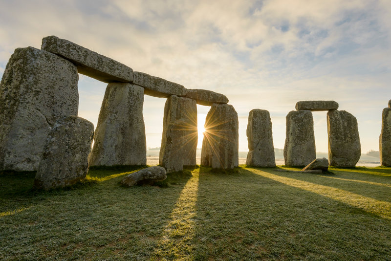 Celebrate the Winter Solstice at Stonehenge