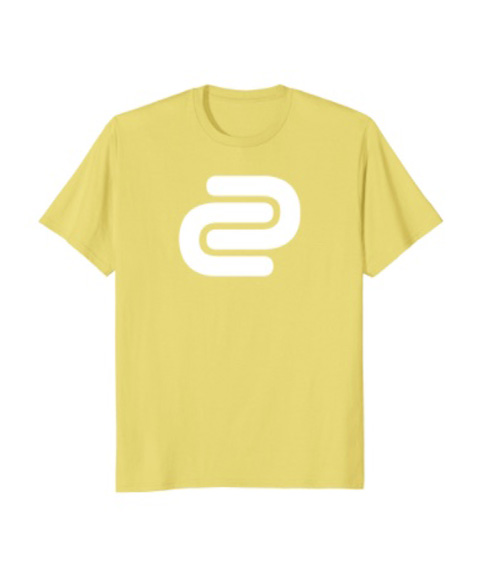 DAVID CUTTER MUSIC YELLOW TEE