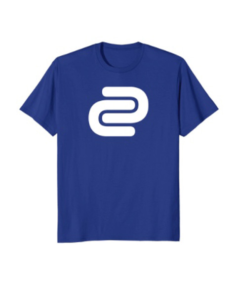 DAVID CUTTER MUSIC BLUE TEE