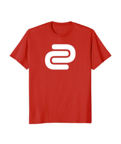 DAVID CUTTER MUSIC RED TEE