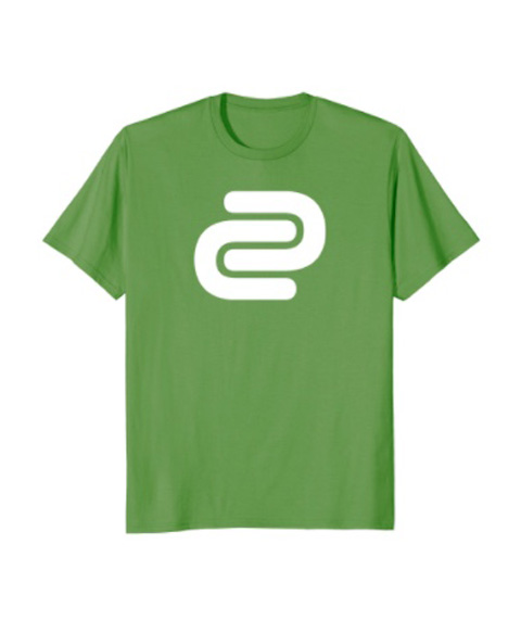 DAVID CUTTER MUSIC GREEN TEE
