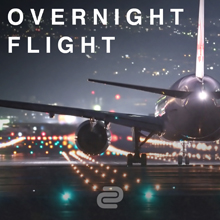 Overnight Flight Spotify Playlist