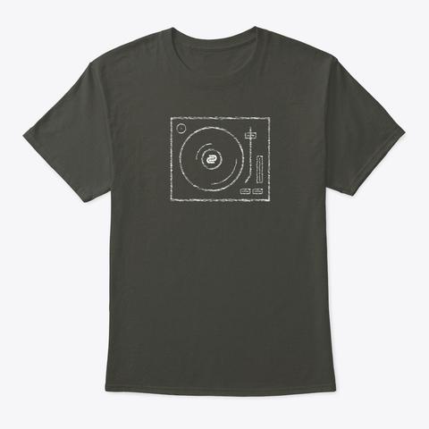 DC Turntable T-shirt
