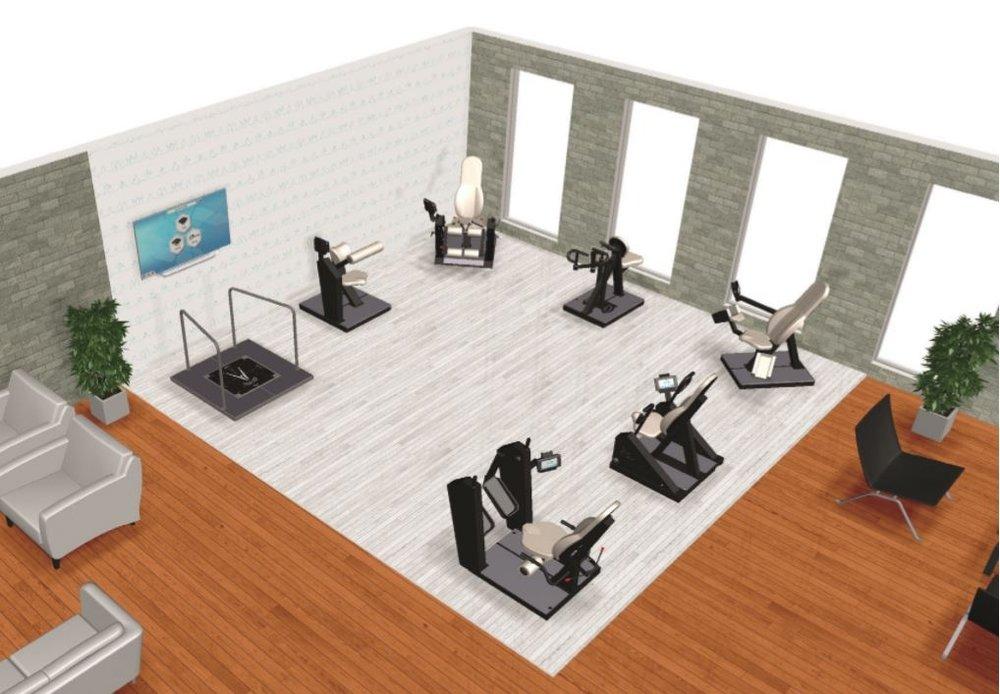 Small Home Gym Layout Good Interior Designhome Gym Decor New Ideas