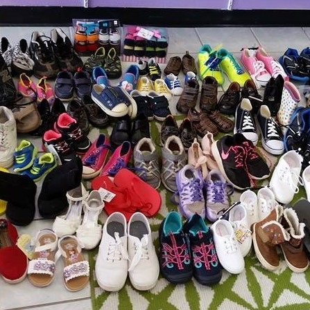 Shoe Drive to Benefit Local Foster Children