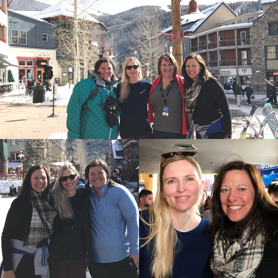 - Macaroni Kid family getting together in Keystone! A few Colorado publishers got to hang with their MK sister from Florida.