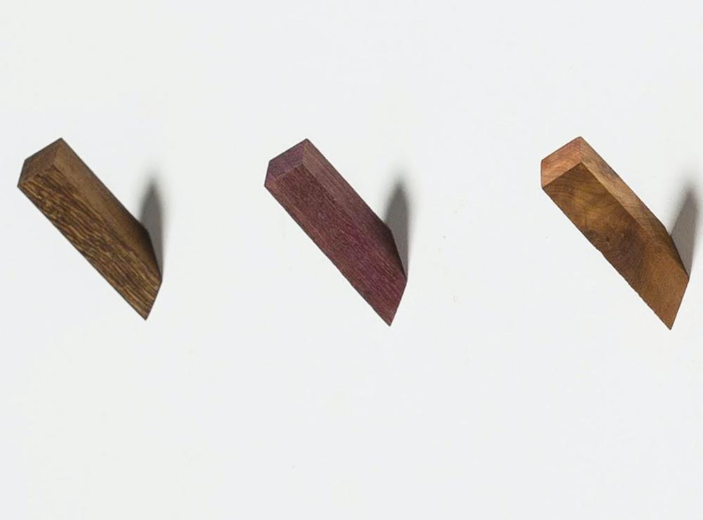 """Wood Hooks   The following is placeholder text known as """"lorem ipsum,"""" which is scrambled Latin used by designers to mimic real copy. Lorem ipsum dolor sit amet, consectetur adipiscing elit. Vivamus sit amet semper lacus, in mollis libero. Vestibulum ante ipsum primis in faucibus orci luctus et ultrices posuere cubilia Curae."""