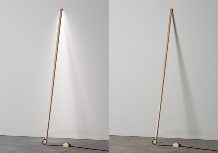 "Beam Lamp   The following is placeholder text known as ""lorem ipsum,"" which is scrambled Latin used by designers to mimic real copy. Nulla eu pretium massa. Donec eu est non lacus lacinia semper. Mauris egestas at nibh nec finibus."